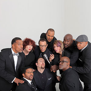 The Manhattan Transfer Meets Take 6