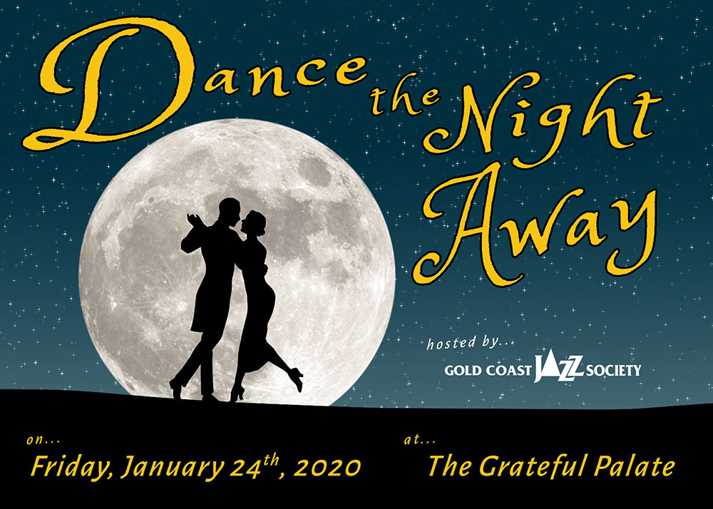 Dance the Night Away Invite cover