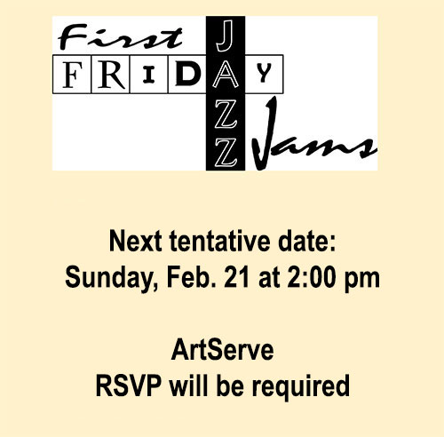 First Friday 2021