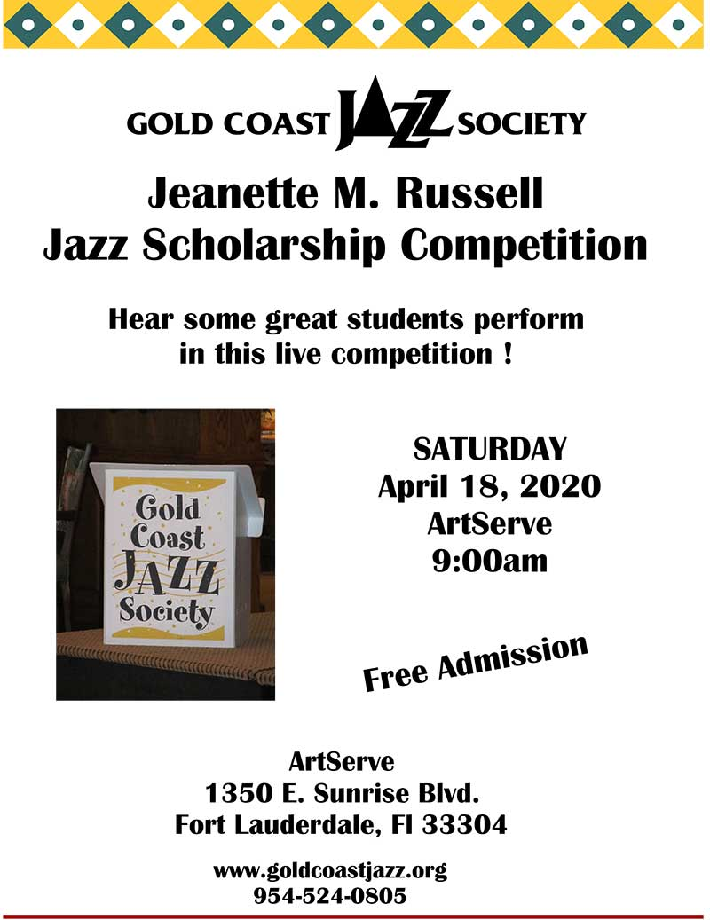 Gold Coast Jazz Event